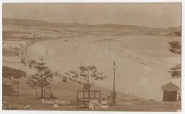 AUSTRALIA Bondi Beach Sydney NSW Real Photo Postcard - Sydney