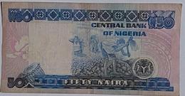 Nigeria 50 Naira - Nigeria