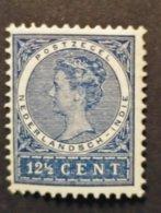 Ned.Indië Nr. 49 Postfris - Indes Néerlandaises