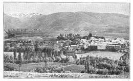 RO Près De SAILLAGOUSE 1917 - Old Paper