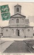 Rare Cpa  Le Havre L'église Sainte-marie - Le Havre