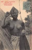 CPA AFRIQUE OCCIDENTALE - Etude N° 107 - Femme De Timbo ( Fouta Djallon ) - Guinée