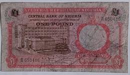 Nigeria 1 Naira - Nigeria