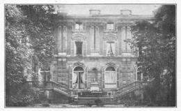 PARIS Hôtel Du Foyer 34 Rue Vaneau Façade Sur Le Jardin  1911 - Old Paper