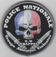 Écusson Police GAV Trappes (78) - Police & Gendarmerie