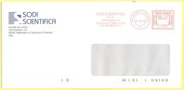 ITALIA - ITALY - ITALIE - 2002 - 00,41€ EMA, Red Cancel - Sodi Scientifica SPA - Viaggiata Da Settimello Di Calenzano - Affrancature Meccaniche Rosse (EMA)