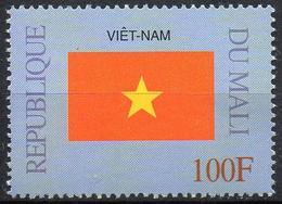 MALI 1999 - 1v - MNH** - Flag Of Vietnam Flags Drapeaux Fahnen Bandiere Banderas флаги - Timbres