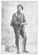 WW1 14-18 Lieutenant Roger Allier 11ème Bataillon De Chasseurs Alpins 1917 - 1914-18