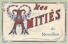 61    .    N° 202483     .         A LOCALISER       .         CARTE MES AMITIES - France