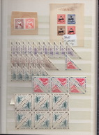 #MB19. Great Britain Lundy Island Puffin Stamps Collection - Local Issues