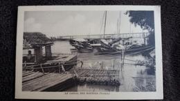CPA TONKIN LE CANAL DES RAPIDES INDOCHINE - Viêt-Nam