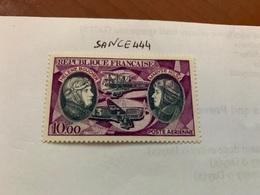 France Airmail Boucher/Hilsz Mnh 1972 - France