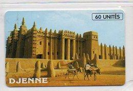 60 UNITES - DJENNE - Mali