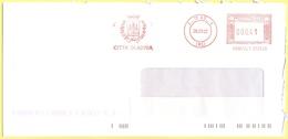 ITALIA - ITALY - ITALIE - 2002 - 00,41€ EMA, Red Cancel - Comune, Città Di Adria - Viaggiata Da Adria - Affrancature Meccaniche Rosse (EMA)