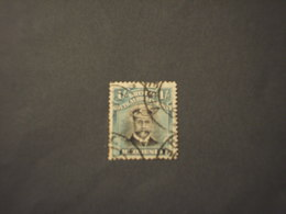 RHODESIA - 1913/22 RE 1 Sh. TIMBRATO/USED - Rhodesia (1964-1980)
