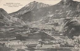 Rare Cpa Briançon Et Ses Forts - Briancon