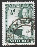 Nigeria - Scott #38 Used (1) - Nigeria (...-1960)