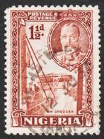 Nigeria - Scott #40 Used - Nigeria (...-1960)