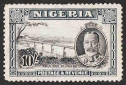 Nigeria - Scott #48 Unused - No Gum - Nigeria (...-1960)