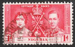Nigeria - Scott #50 Used - Nigeria (...-1960)