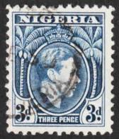 Nigeria - Scott #58 Used (2) - Nigeria (...-1960)