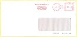 ITALIA - ITALY - ITALIE - 2002 - 00,41€ EMA, Red Cancel - Novartis Consumer Health SPA - Viaggiata Da Saronno - Poststempel - Freistempel