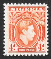 Nigeria - Scott #59 MH - Nigeria (...-1960)