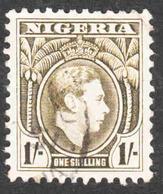 Nigeria - Scott #61a Used - Perf 11 1/2 - Nigeria (...-1960)