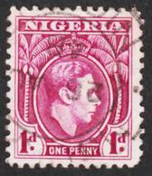 Nigeria - Scott #65 Used (3) - Nigeria (...-1960)