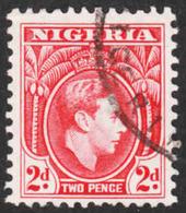 Nigeria - Scott #66 Used (1) - Nigeria (...-1960)
