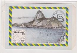 """140 ANOS DA EMISSAO """"OLHOS DE BOI""""-FDC 1981. AEROGRAMME - BLEUP - FDC"""