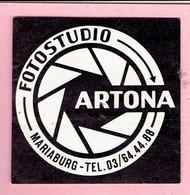 Sticker - FOTOSTUDIO - ARTONA - MARIABURG - Stickers