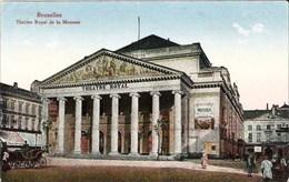 """BRUXELLES - Théâtre Royal De La Monnaie - Edition """"Lux"""", Bruxelles - Monumenten, Gebouwen"""