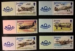 JERSEY 2000 AEREI - Jersey