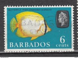 Barbade, Barbados, Poisson, Fish, Élizabeth II - Poissons
