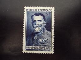 """A Partir De 1945 - Timbre Oblitéré N° 847 """"   Ferrie     """"        2 Euros - France"""