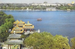Chine Pekin The Five Dragon Pavilions (2 Scans) - Chine