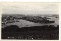 Salcombe And Kingsbridge Estuary, RP  Pub Ruth No 1480 - England