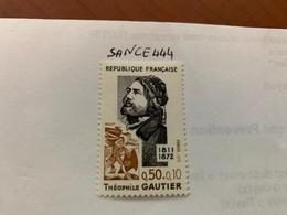 France Famous Théophile Gautier 1972 - France