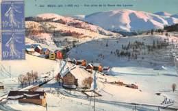 06 - BEUIL - Vue Prise De La Route Des Launes - Autres Communes