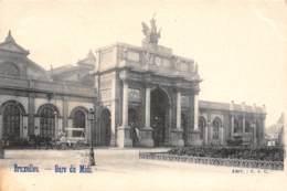 BRUXELLES - Gare Du Midi - Spoorwegen, Stations