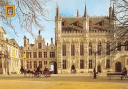 CPM - BRUGGE - Stadhuis - Oude Griffie - Het Gerechtshof - Brugge
