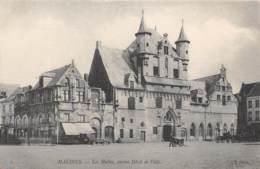MALINES - Les Halles, Ancien Hôtel De Ville - Mechelen