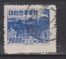 KOREA Scott # 186 Used - Korea, South