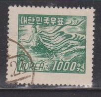 KOREA Scott # 189 Used - Korea, South