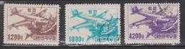 KOREA Scott # C6-8 Used - Korea, South