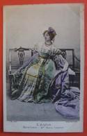 L'AIGLON Maria LEGAULT Marie-Louise Comédienne Rostand Artiste Photo Paul BOYER - Artistes