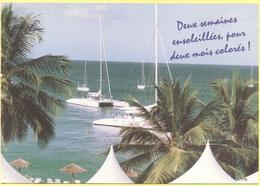 FRANCIA - France - 1998 - Marianne De Luquet Rouge - Deux Semaines Ensoleillées, Pour Deux Mois Colorés - Carte Postale - Entiers Postaux