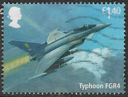 GB 2018 100 Years Of Royal Air Force £1.40 Type 2 Good/fine Used [37/31082/ND] - 1952-.... (Elizabeth II)