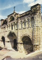 16 Aubeterre Sur Dronne Eglise Saint Jacques (2 Scans) - Other Municipalities